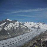 Aletschgletscher / Jungfraugebiet